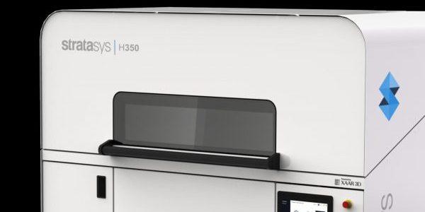 Stratasys H350 Powder Bed Fusion 3D Printer