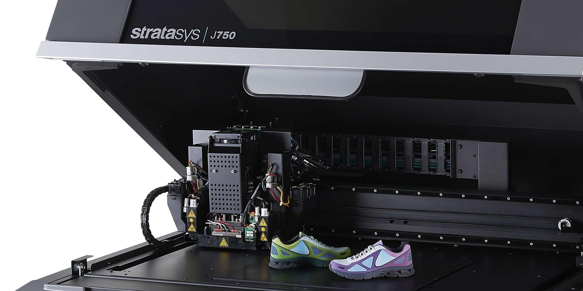 Stratasys J750 3D Printer Promotion