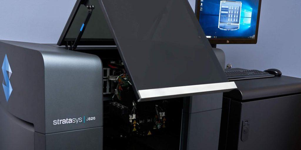 Imprimante 3D multi-matériaux Stratasys J826 Colour