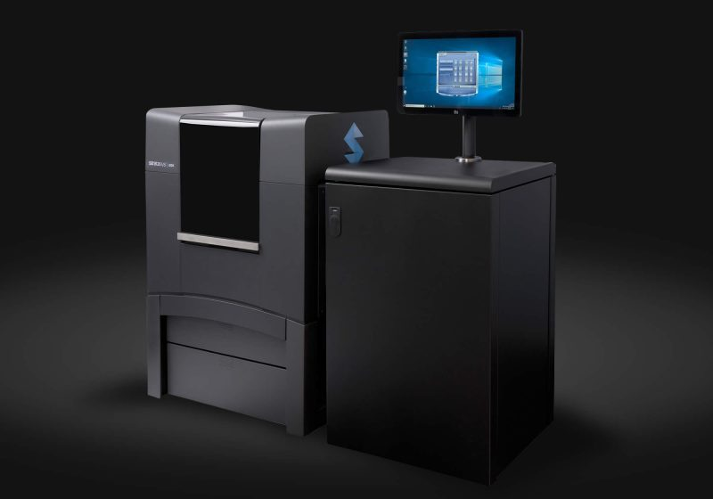 Stratasys J826 machine