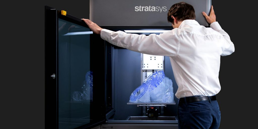 Stratasys Neo Stereolithography 3D Printer