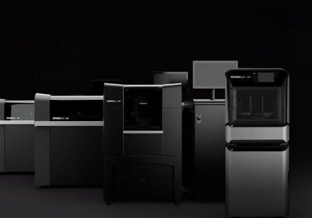 Stratasys PolyJet J-Series 3D Printers