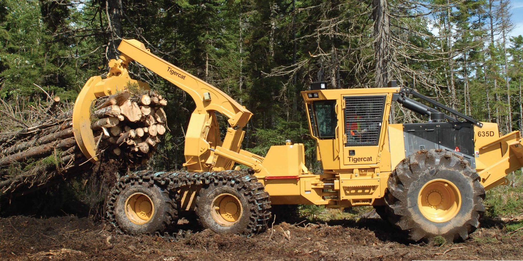 Tigercat Equipment