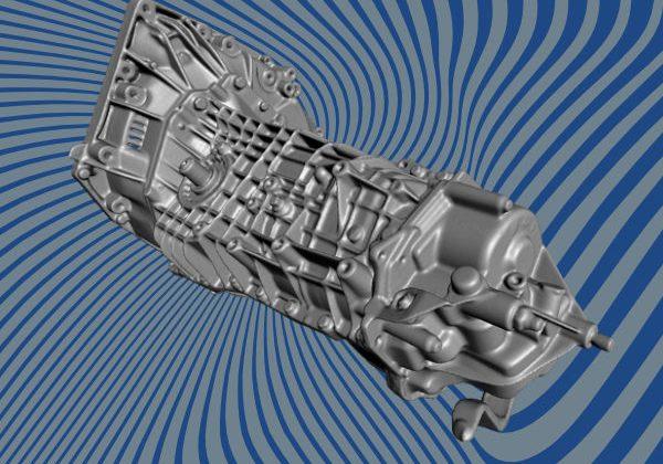 Transmission 3D Scan
