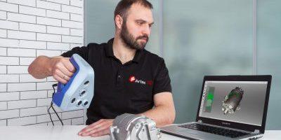 Using Artec 3D Scanners