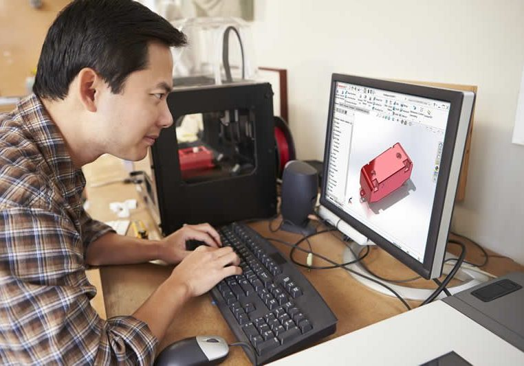 Using SOLIDWORKS