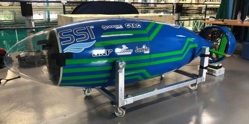 UVIC submarine design
