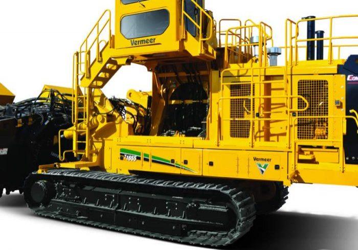 Vermeer machinery development