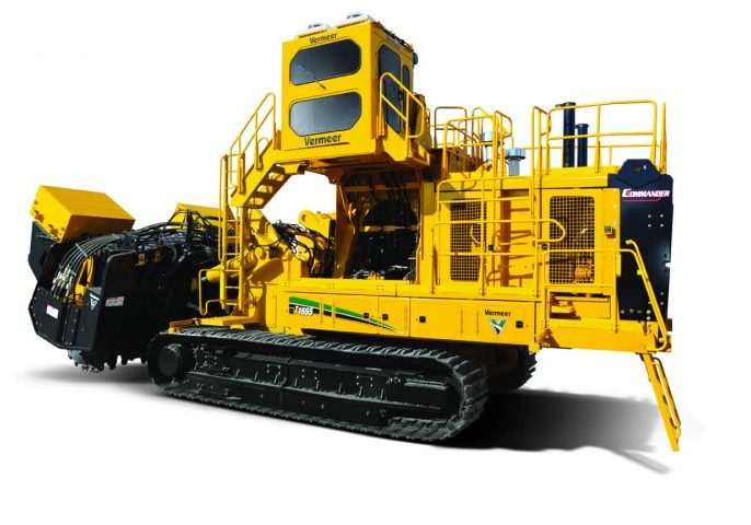 Vermeer machinery development