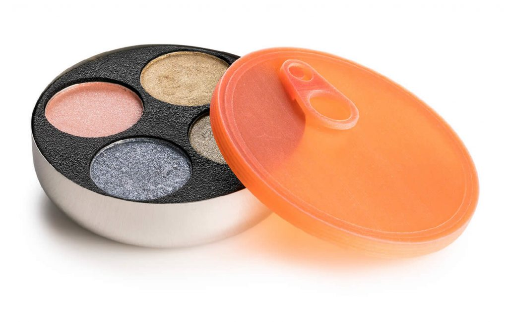 Beauty product sample