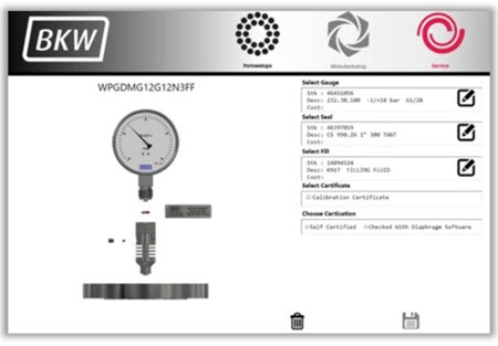 BKW DriveWorks App