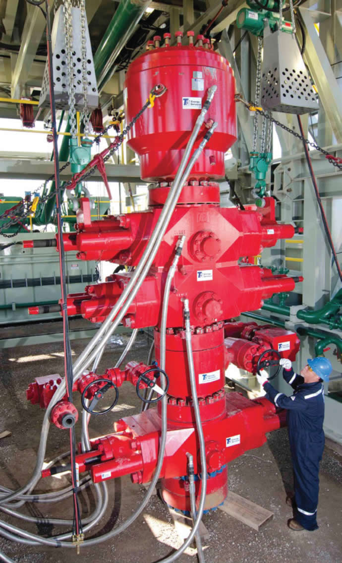 Blowout Preventer  U2014 Javelin 3d Solutions