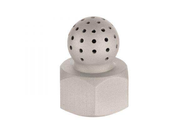 Bulb nozzle