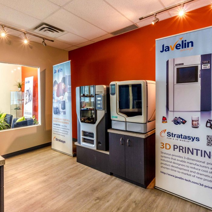 Calgary Office 3D Print Lab