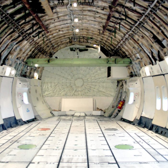 Certified aircraft interiors solution