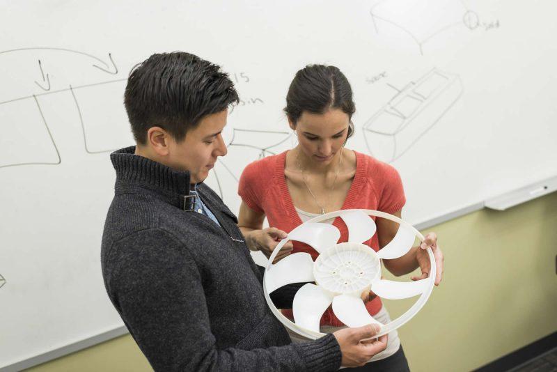 Concept model 3D Printed