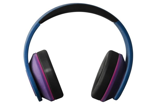 Digital material headphones