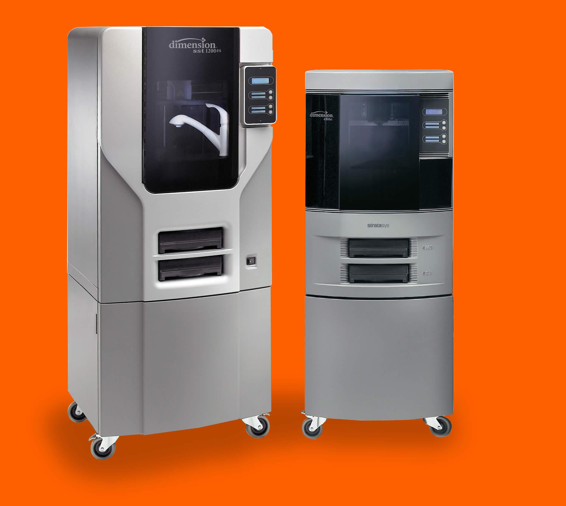 Dimension SST & Elite 3D Printers