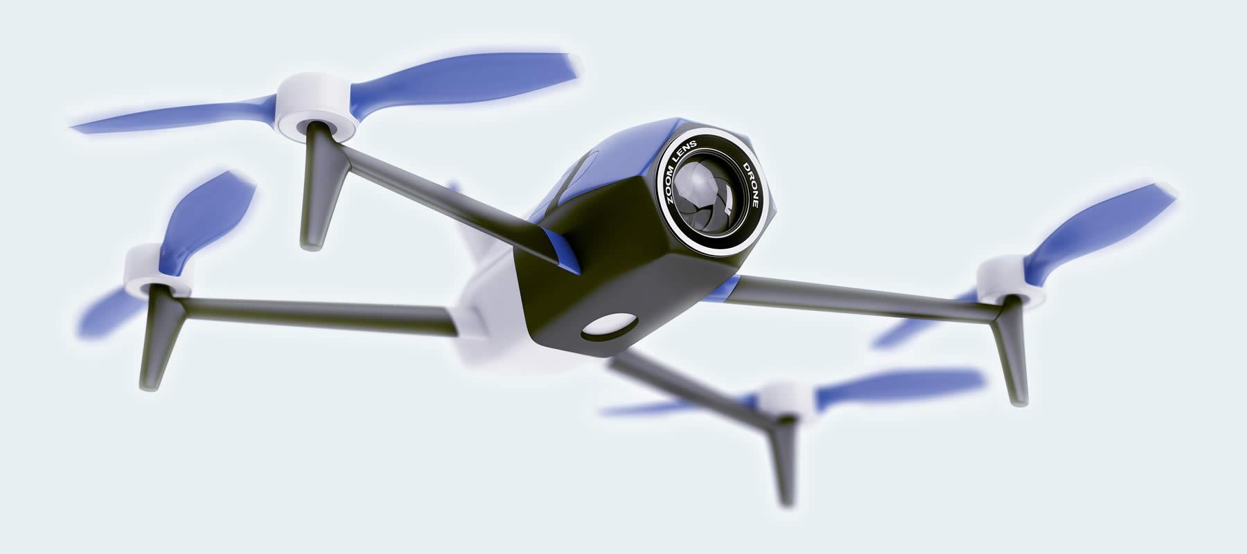 Aim High Drone