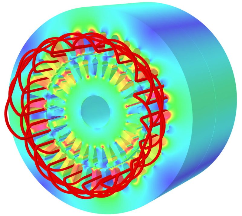 Electromagnetic Simulation