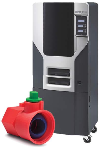 Fortus 250mc 3D Printer