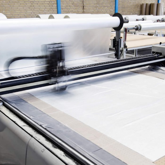 ExactFlat Cutting Machine