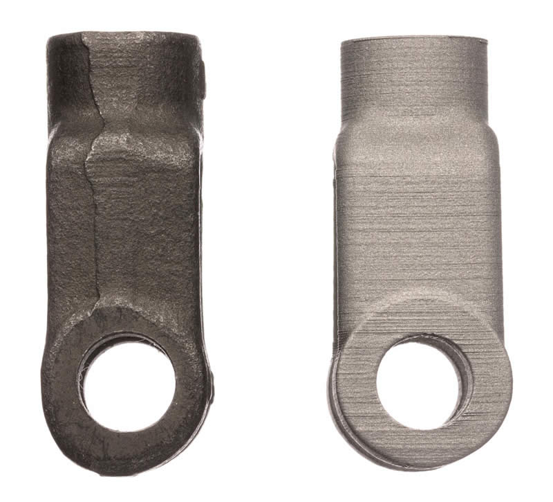 Example 3D Printed Metal Part
