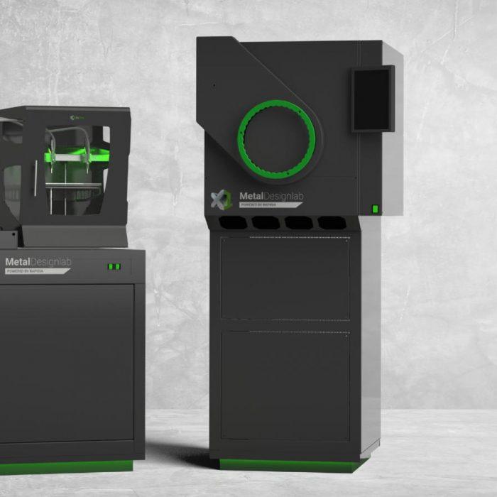 ExOne Metal 3D Printers