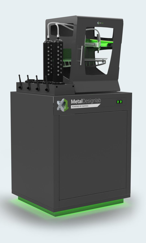 ExOne Metal Printer