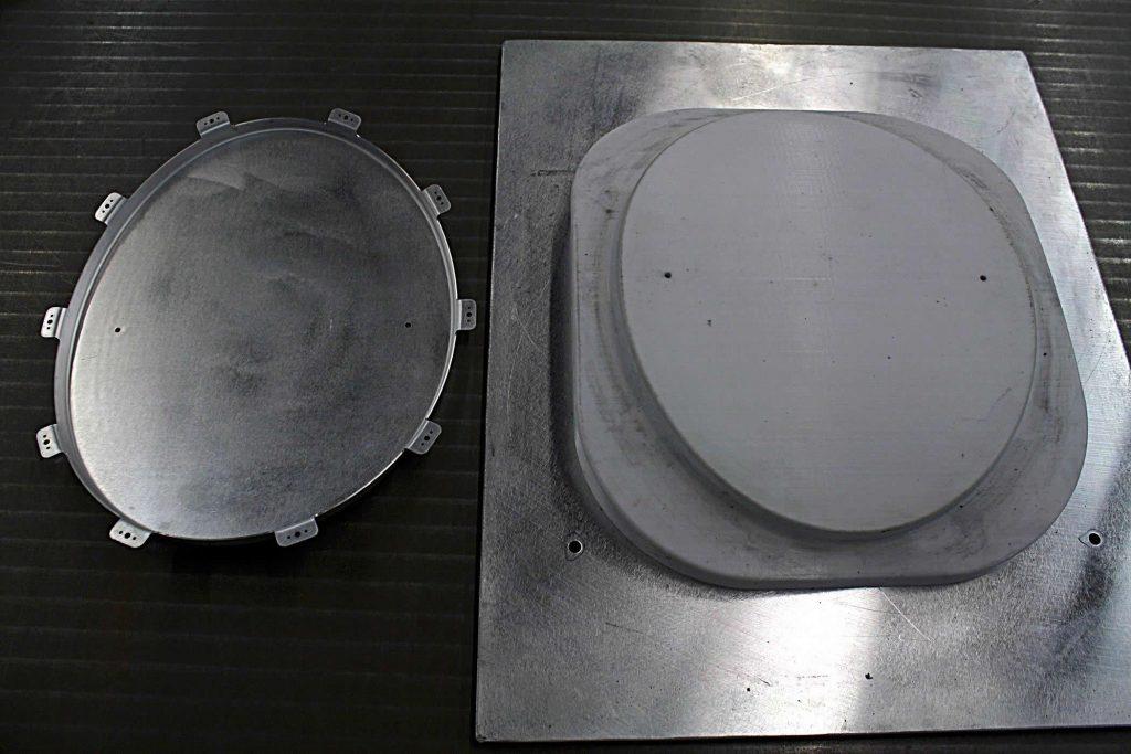 FDM hydroforming tool