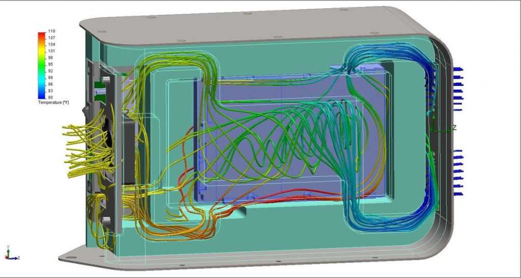 Using SOLIDWORKS Flow Simulation software