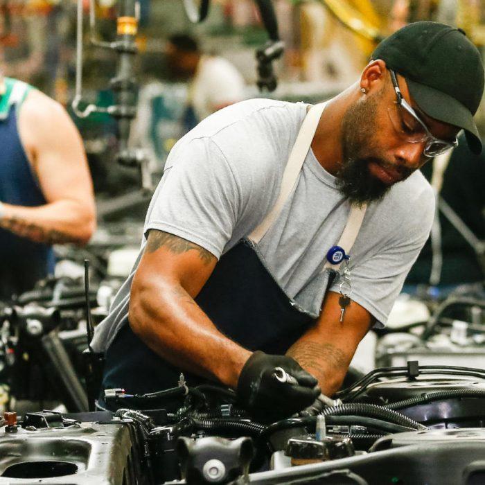 GM Auto Production