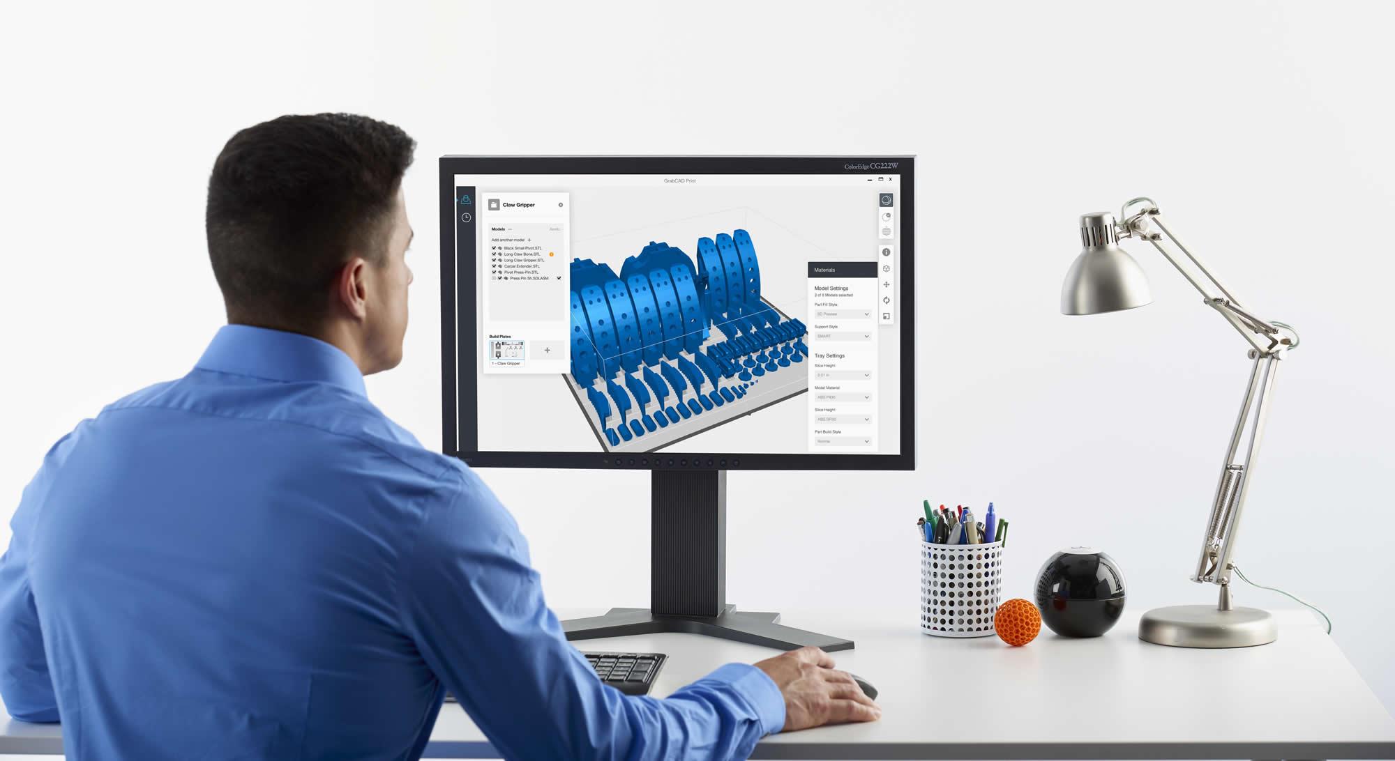 3D Printed Jigs & Fixtures on the Factory Floor