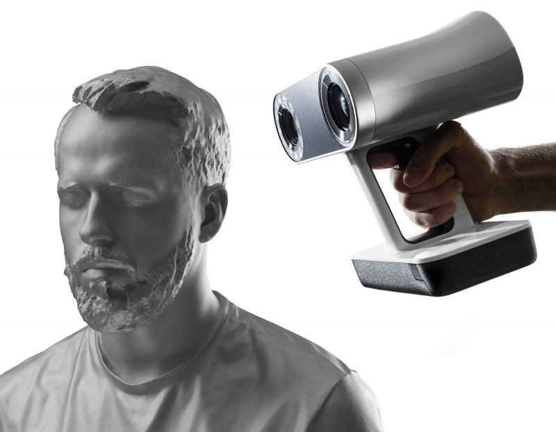 HD 3D Scanning