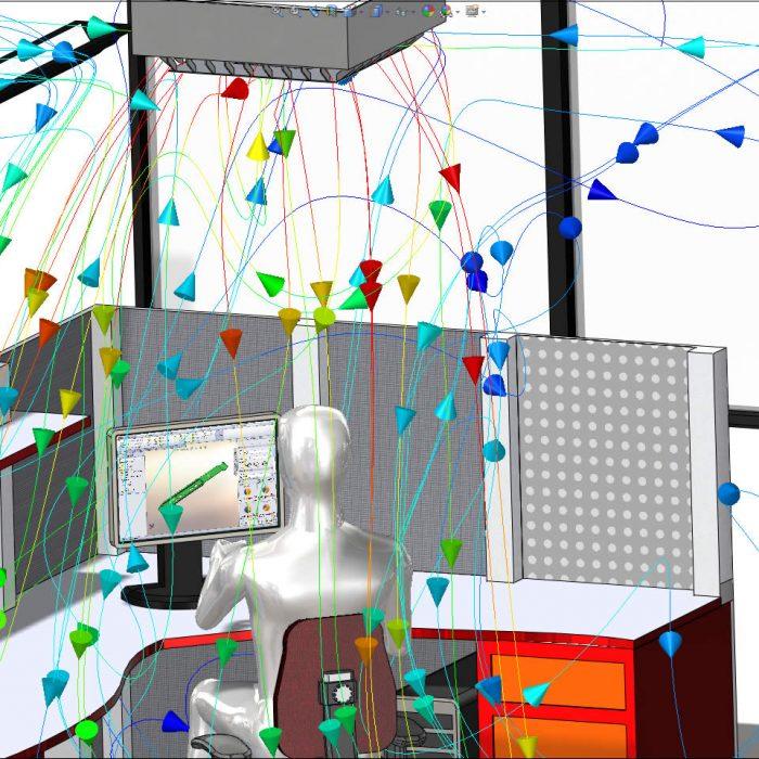 HVAC Air Flow Study