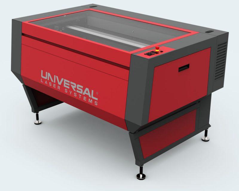 ILS Platform laser system for large objects