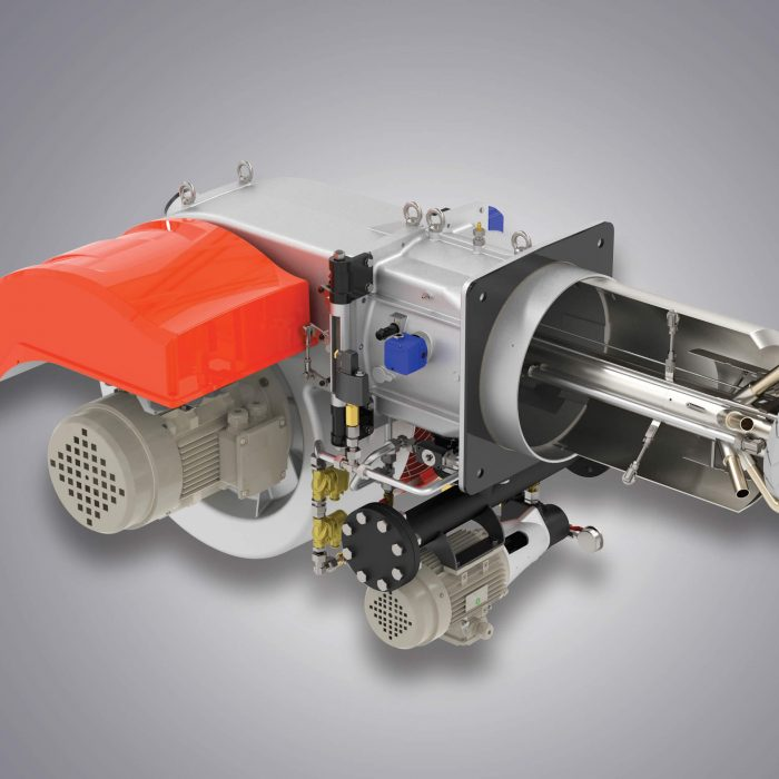 Industrial heater design