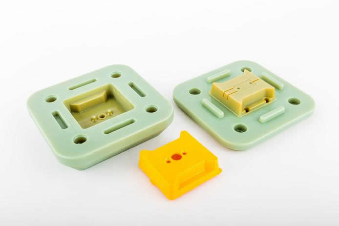 Injection molded sensor housings