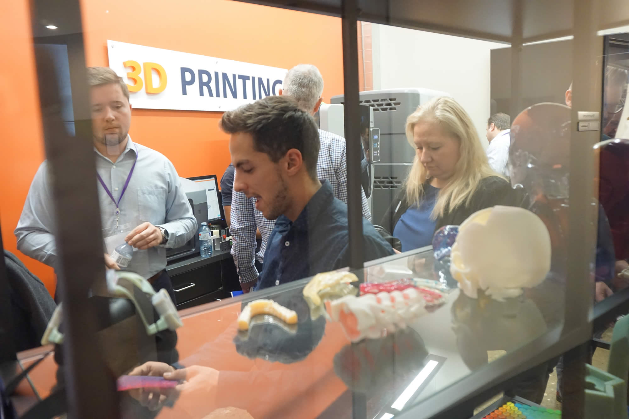 Innovation in Action tour 3D Printing Lab