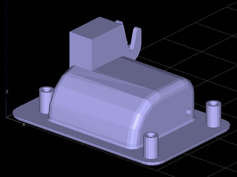 Insight 3D Model