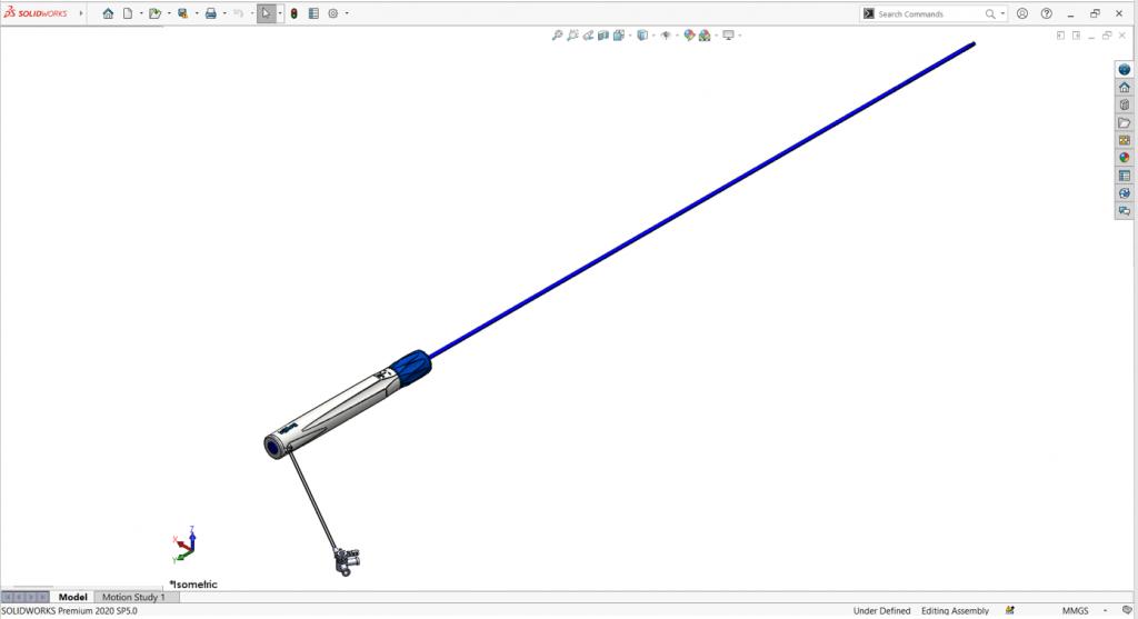 Baylis Medical device - SW Model