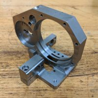 mounting bracket from an optical assembly at NRC