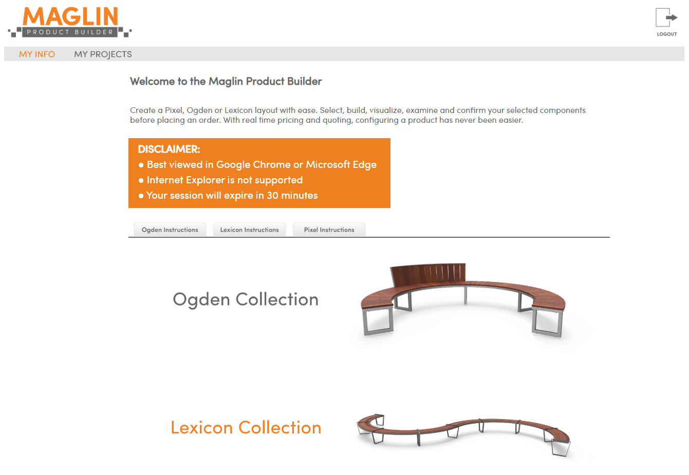 Maglin Product Builder