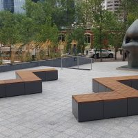 Benches - Maglin Pixel