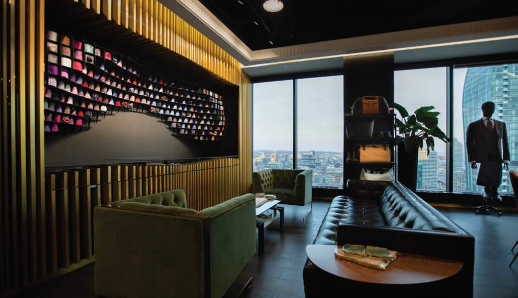 King & Bay private lounge SOLIDWORKS Visualize Pro
