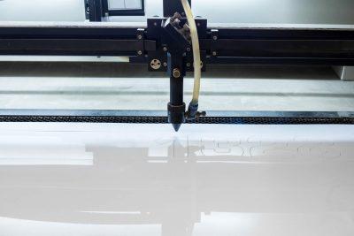 Laser Carving Plastic