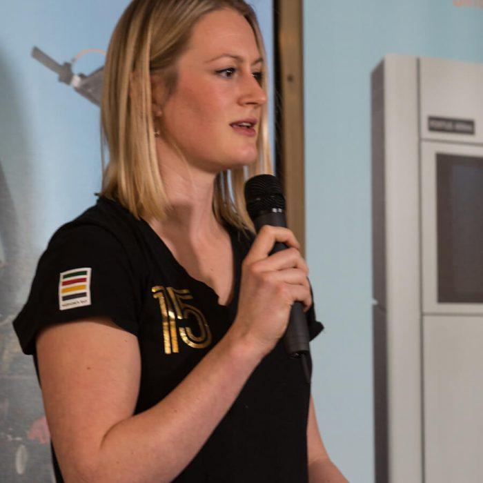Liz Gleadle Presentation