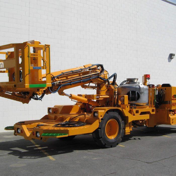 MacLean mining industry machine