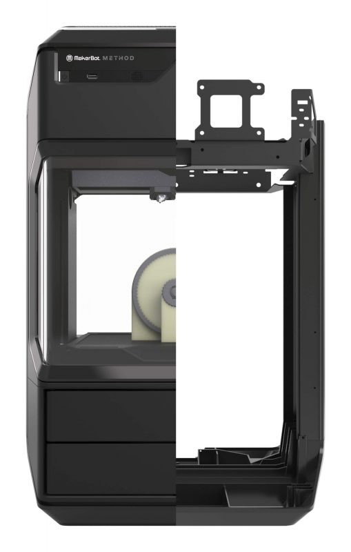 MakerBot Method frame