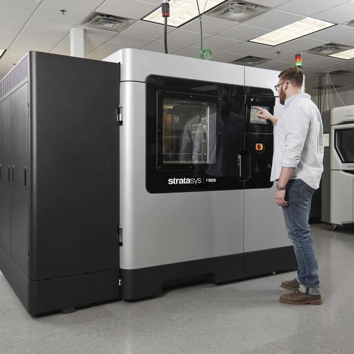 Manfacturing readiness F900 3D printer